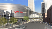 The new Rogers Place arena will be the home of the National Hockey League's Edmonton Oilers.