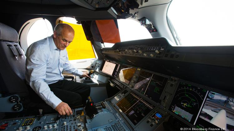 Boeing says it expects the industry will need more than a million new commercial pilots and technicians in the next 20 years.
