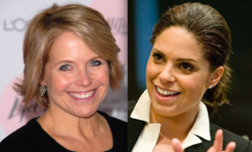 Katie Couric and Soledad O'Brien are now partners with Yahoo and Google respectively.