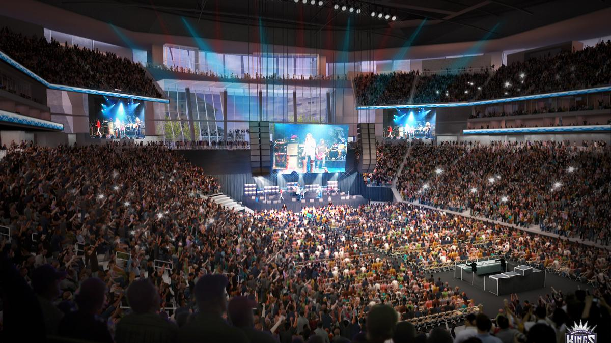 Sacramento Kings Announce Maroon 5 Will Appear At Golden 1