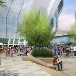 Assistant city manager shares highlights of arena plan
