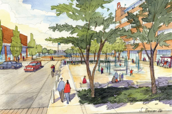 An Irish company, Harcourt Developments, has been tentatively selected to turn part of an old mill site at the Port of Bellingham into a neighborhood with office and retail spaces and residences. Western Washington University also could have a presence in the project.