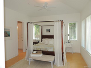 2306 Alpine Lake Drive: One of the bedrooms.