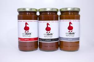 Dorm room entrepreneurs: Grad students want to replace your ketchup