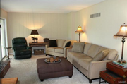 23863-116ac East Camp Creek Road: The home features new carpeting.