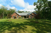 18433 Mooreland Court: This five-bedroom, four-bathroom, 4,200-square-foot home sits on six acres and was built in 2007. It's listed for $529,000.