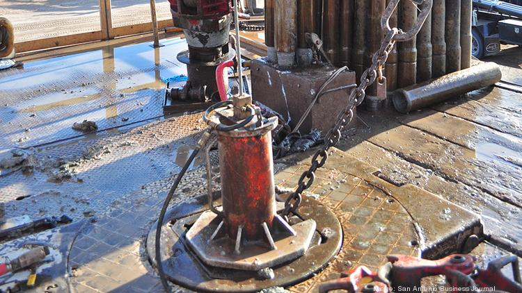 File photo of a newly completed oilwell in the Eagle Ford Shale. Testing services firm Intertek has opened a new laboratory in Elmendorf, Texas just south of San Antonio to serve oil-and-gas clients in the shale.
