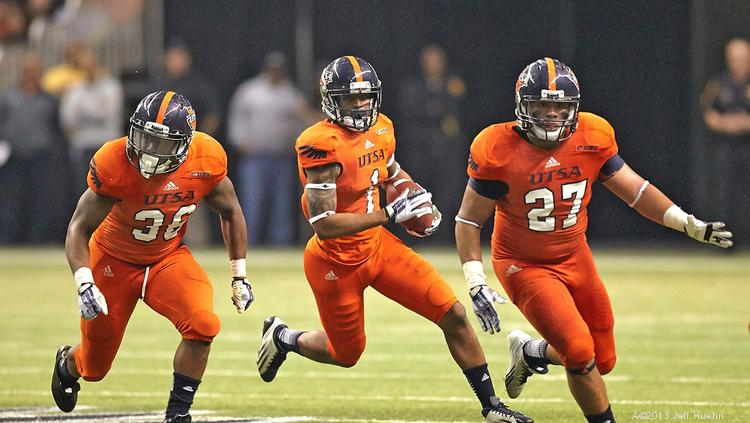 The UTSA Roadrunners hope to score more revenue and exposure opportunities from their new relationship with Learfield Sports.