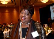 Carolyn Fennell of the Greater Orlando Aviation Authority
