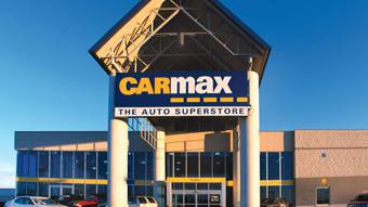 CarMax has begun site prep in Maplewood, seven years after buying land there. It also recently filed for a building permit in Brooklyn Park.
