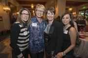 Sheila Kloefkorn, second from right, was one of this year's 25 Dynamic Women in Business.