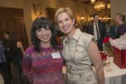 Laura Capello, left, was one of this year's honorees.