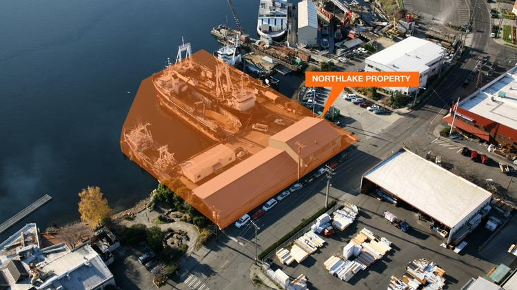 Wards Cove Co. has sold this property on the north end of Seattle's Lake Union for $3.25 million. A group with ties to Trident Seafoods was the buyer.