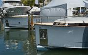 The Greenline Hybrid boats.