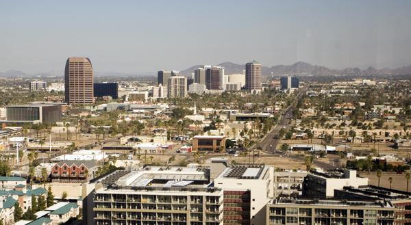 Phoenix ranks as the No. 3 fastest-growing cities for 2014.