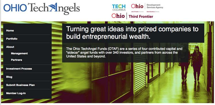 Ohio TechAngels is looking to invest $375,000 to $500,000 in 14 tech startups.