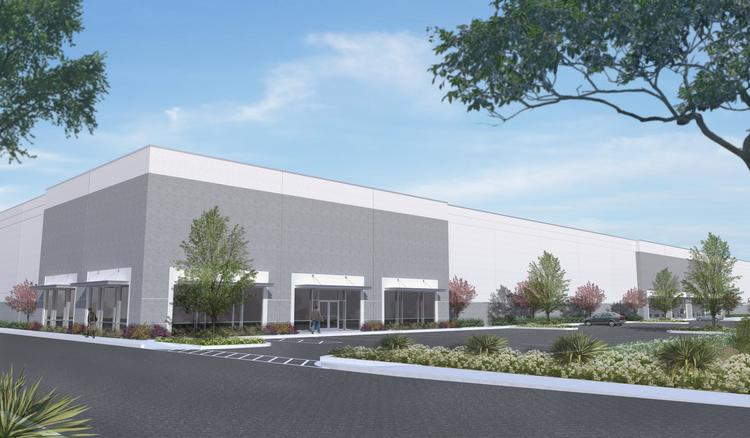 Panattoni Development Co. plans to build a 173,296-square-foot, up-to-date industrial building in Fremont called the Milmont Commerce Center.