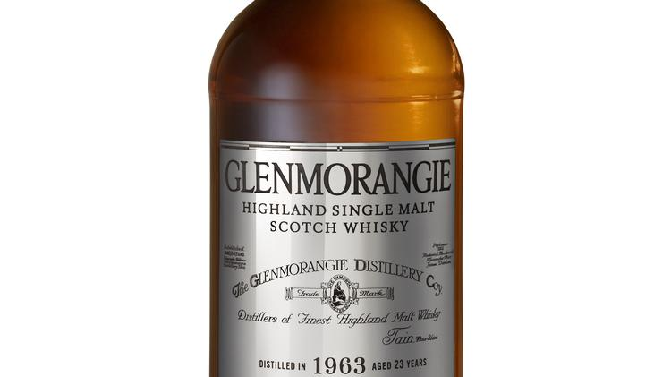 Whiskey bar Reserve 101 will be the only bar in Texas to receive one of 50 bottles of Glenmorangie 1963.  Click through the slideshow to see more photos of the actual bottle.