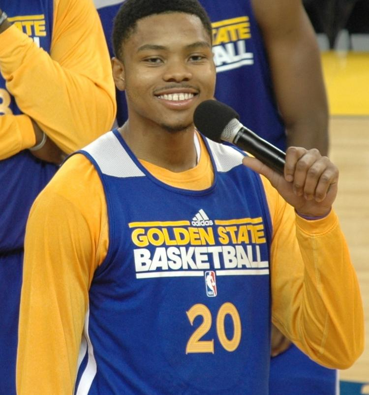"Kent Bazemore, guard for the NBA's Golden State Warriors, has made ""a significant financial contribution"" toward the Hoopla Ticket Program to buy tickets to the NCAA First Four games in Dayton that will be distributed to airmen and local students."