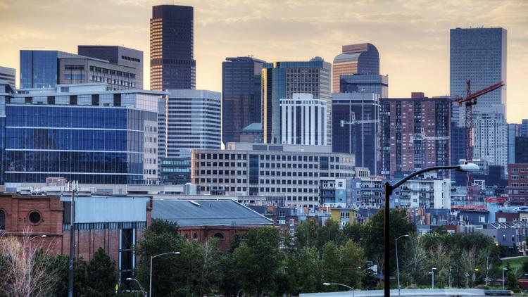 Denver is considered a great city for millennials.