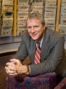 Longtime Massachusetts newspaper executive Kirk Davis is the chief operating officer of New Media Investment Group.