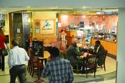 The Caribou Coffee shop in the Rand Tower in downtown Minneapolis, one of the chain's oldest, will close