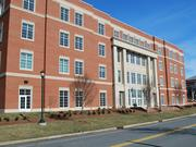 UNC Charlotte gave a tour of its PORTAL building on Tuesday.
