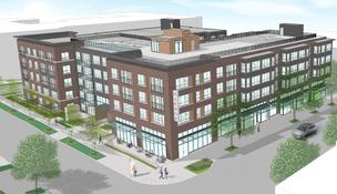 Mack Urban plans to start building this 150-unit apartment project in April in Seattle's Wallingford area, the company said Tuesday. The project is at 1321 N. 45th St., three blocks west of Wallingford's commercial core.