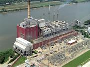 The coal-fired Beckjord Station along the Ohio River is one of 13 plants Duke plans to sell its interest in by mid 2015.