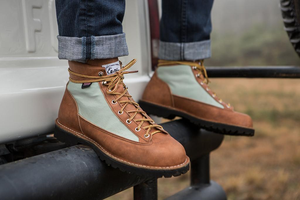 1ab3af00baa6f Danner is collaborating with Beckel Canvas Products on its latest boots.