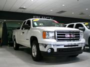 The Buick-GMC Dealership was completely renovated in 2012 according to General Motor's Facility Image Program, with branding efforts extending to the new color scheme in the service center.