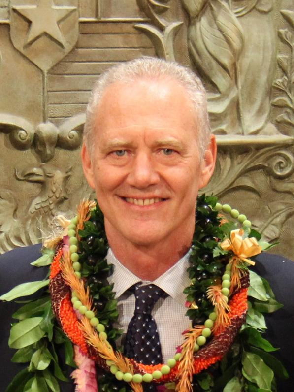 Judge Michael D. Wilson is Gov. Neil Abercrombie's nominee to the Hawaii Supreme Court.