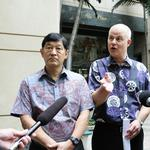 Former chairman of Honolulu rail board ends time on project