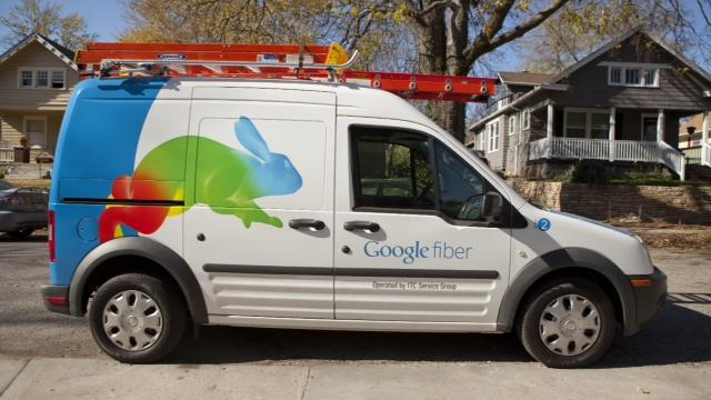 Google Fiber may be coming to Charlotte.
