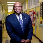 Philadelphia school chief talks about Pope Francis and lots of other things