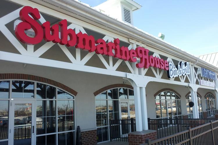 Submarine House Bar & Grill opened this week at 2459 Hilliard-Rome Road south of Hilliard in Columbus.