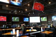 That environment is designed to appeal to sports fans and families.