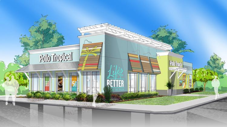 Pollo Tropical will break into the Houston market with a new restaurant.