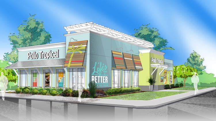 Pollo Tropical will break into the Houston market with a new restaurant in Pearland.