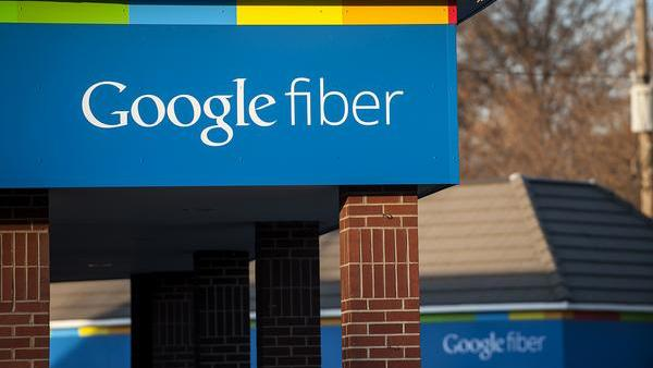 While Portland seeks to attract Google Fiber, the service won't, for the time being, be available across the river in Vancouver.