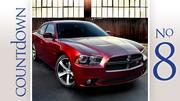 Brand: Dodge 2013 sales: 2,937 Change from 2012: 7 percent 2012 rank: 8 National rank: 7