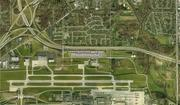 The AirSide Business Park will sit just north of Port Columbus International Airport.