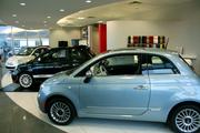 Bob Ross Auto Group added the Fiat franchise in January, and renovated its Used Car facility in 2011 and 2012 to accommodate the Fiat brand requirements.