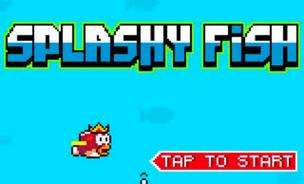 Flappy Bird clone Splashy Fish has been rising in the App Store since the demise of its inspiration.