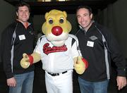From left: Travis Copley, Ozzie and Ryan Bear