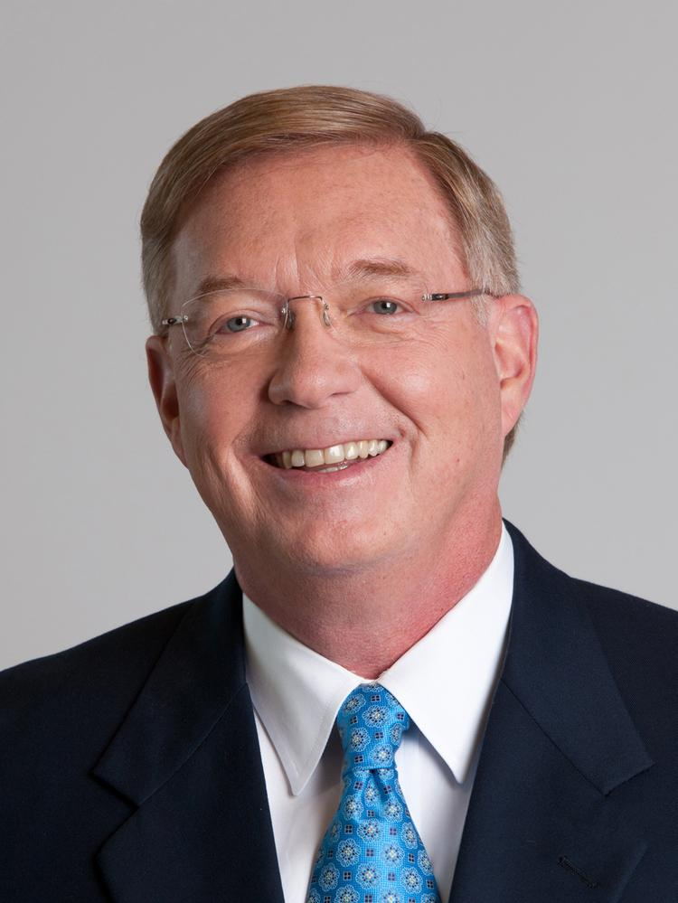 Brad Wilson, the president and CEO of Blue Cross Blue Shield of North Carolina