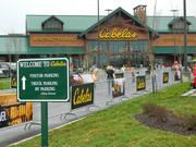A number of promotions and giveaways are planned around Cabela's grand opening in Louisville.