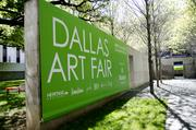 FIG (Fashion Industry Gallery) on Ross Ave in downtown Dallas will host the 2013 Dallas Art Fair.