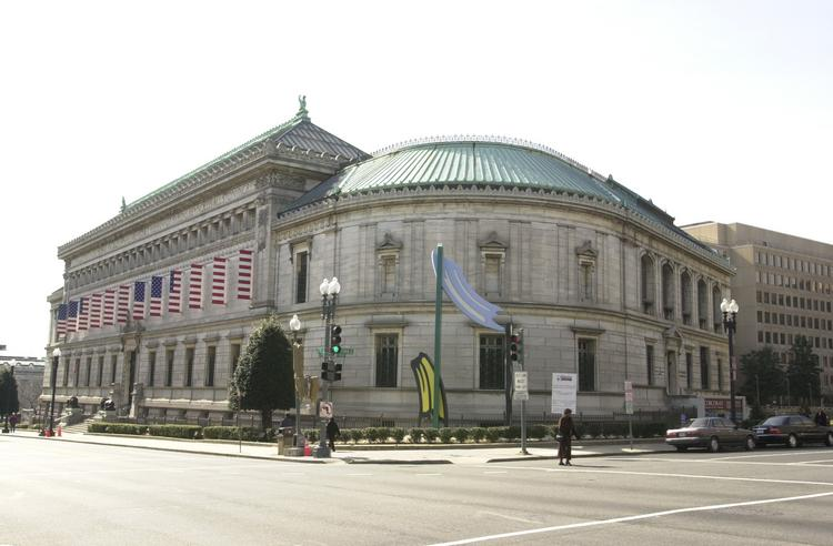 The Corcoran Gallery of Art.