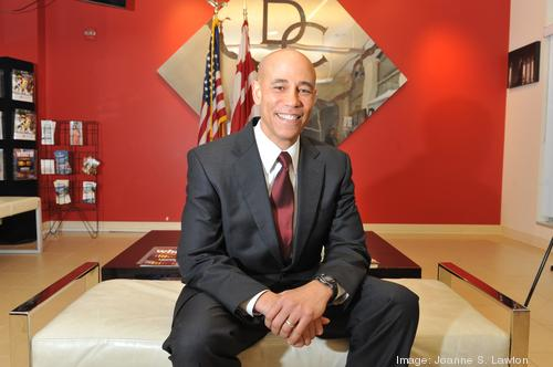 Get to know (a little about) Harry Wingo, incoming D C  Chamber